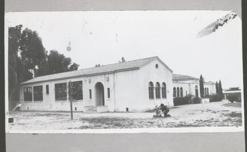 Mound School, Ventura, California