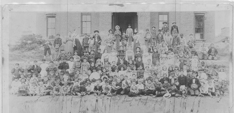 Pupils of Hill School