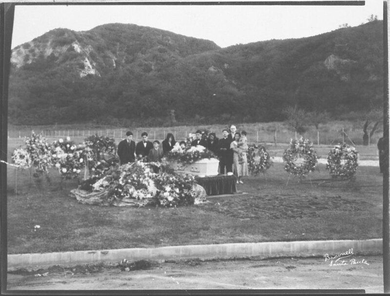 John Inadomi Funeral Service