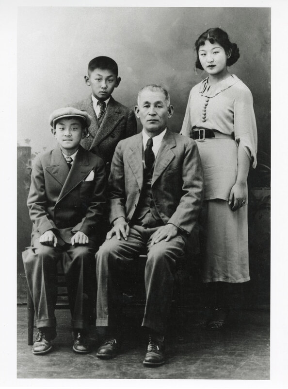 Yamada Family Portrait