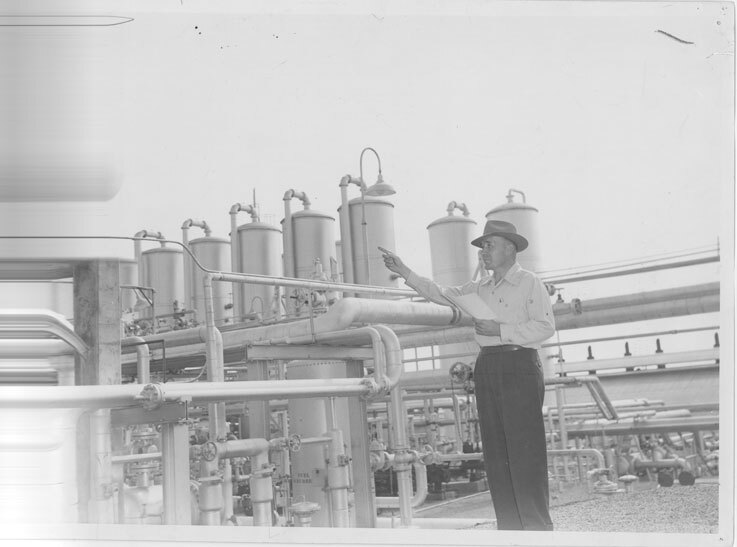 Crude Oil Processing Equipment