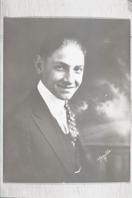 Gabriel Ruiz 1920