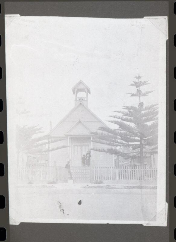 Japanese Methodist Church, Circa 1925