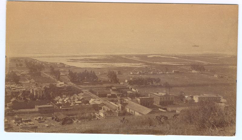 Ventura, West Section, 1878