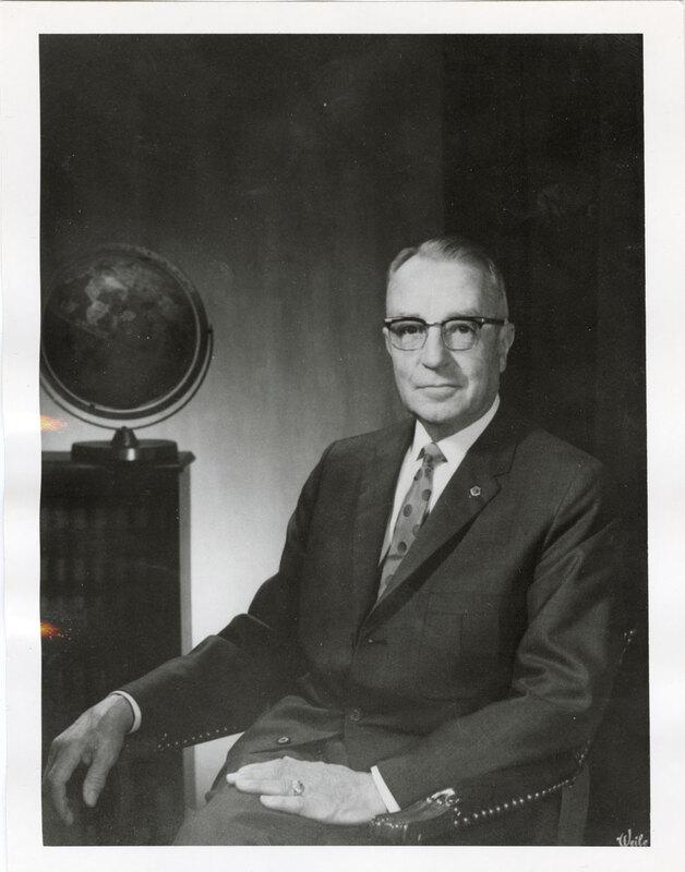 Fred Smith Portrait