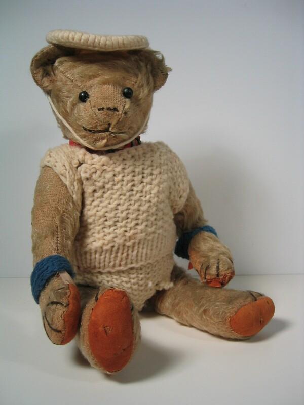 Steiff Teddy Bear