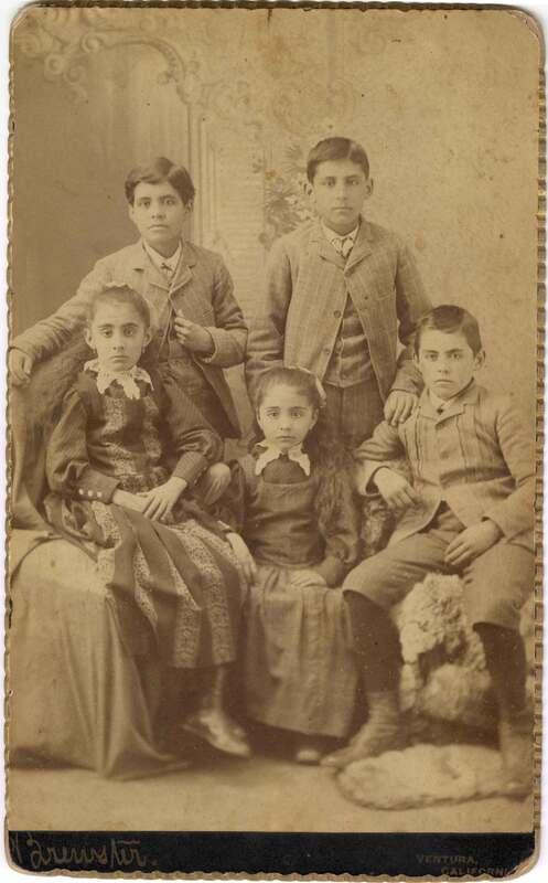 Rodriguez Family Portrait