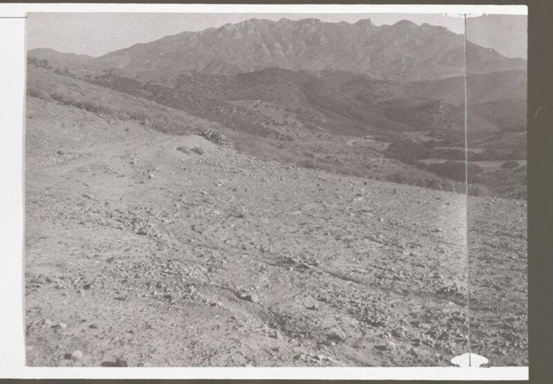 Old Boney Mounty and Surrounding Chaparral image 1
