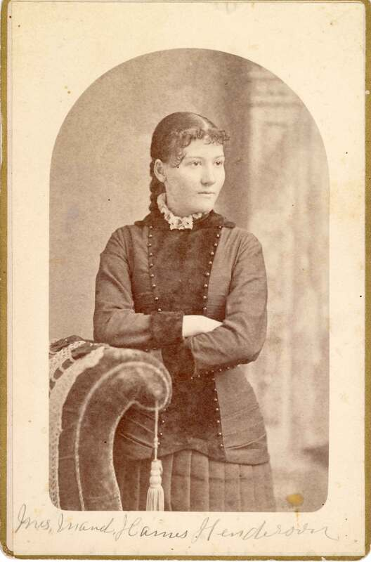 Mrs. Maud Haines Henderson