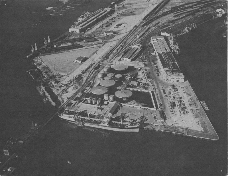 Ships Loading Oil