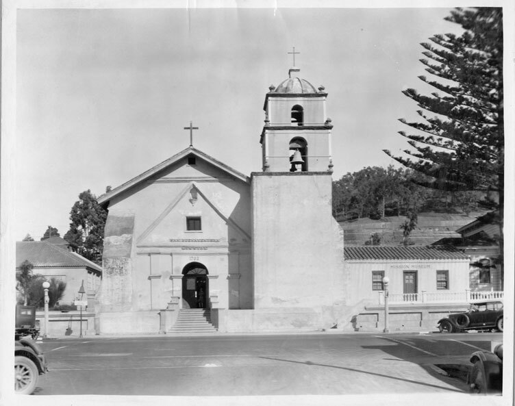San Buenaventura Mission and Museum