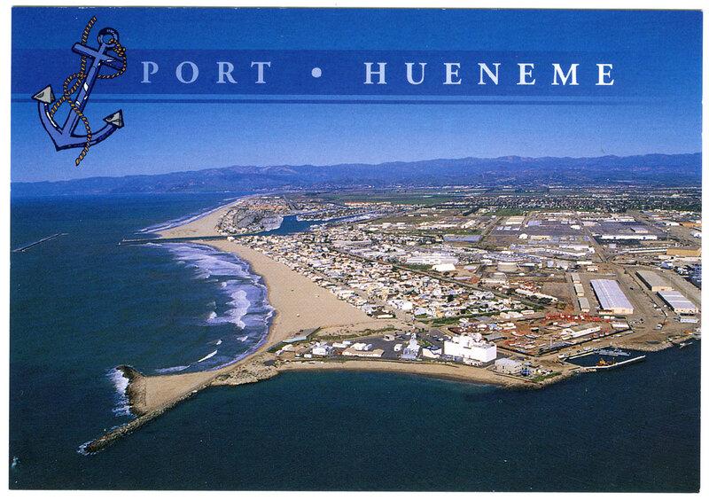 Port Hueneme Postcard