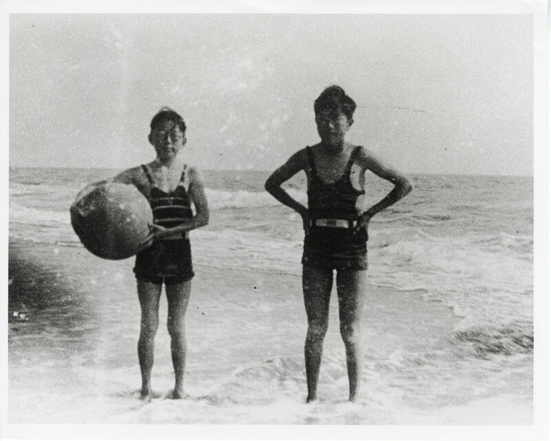 Hiroshi and George Takeda