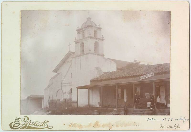 Ventura Mission and Photography Studio