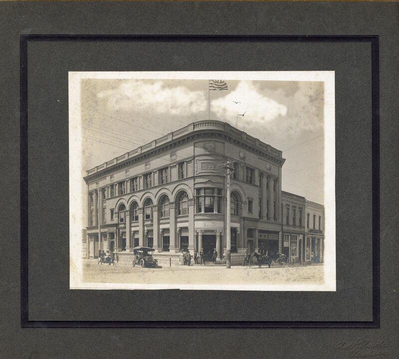 First National Bank of Ventura, 1911
