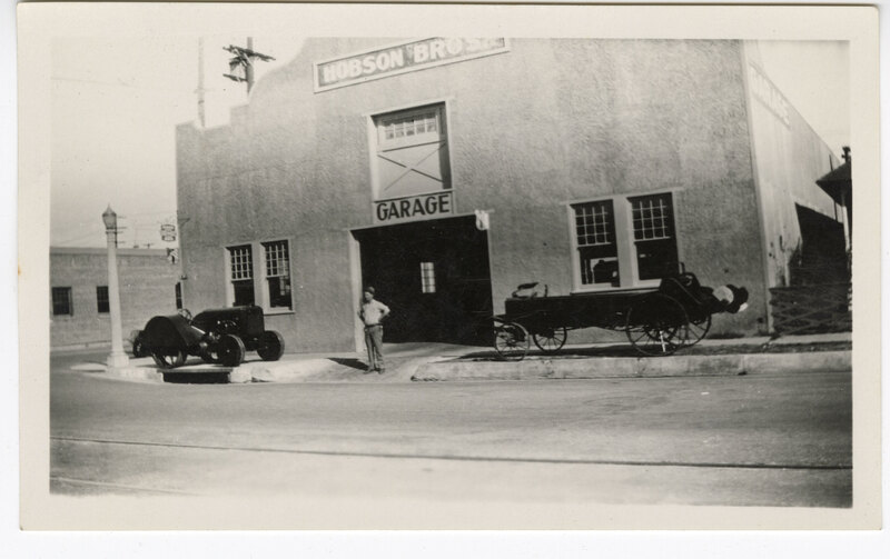 Hobson Brothers Garage