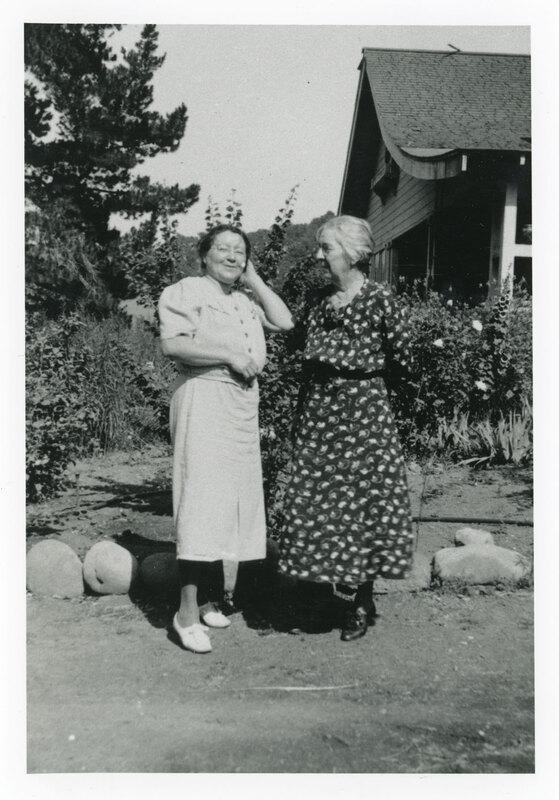 Beatrice Ortega Vanegas and Rosa Valencia Ortega