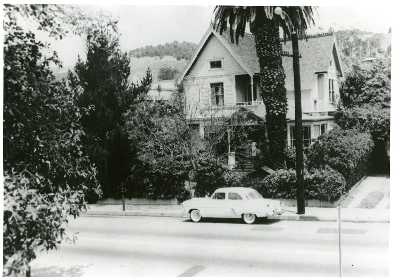 Carl & Blanche Wallace Home
