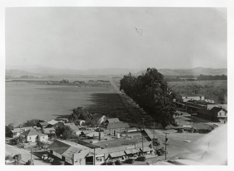 View of Somis From Camarillo