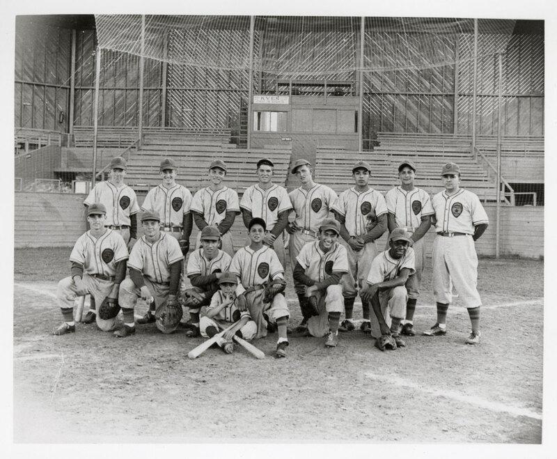 Ventura Police Boys' Club Baseball Team, 1949