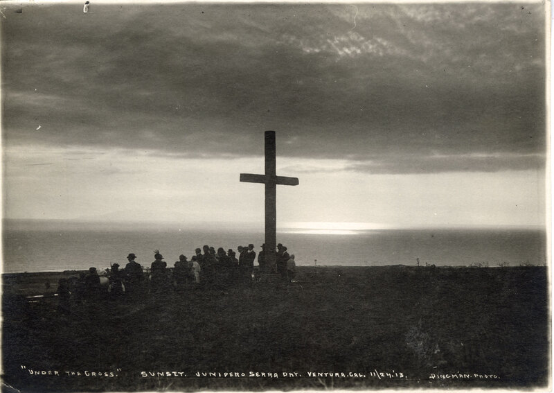 Under the Cross, Sunset