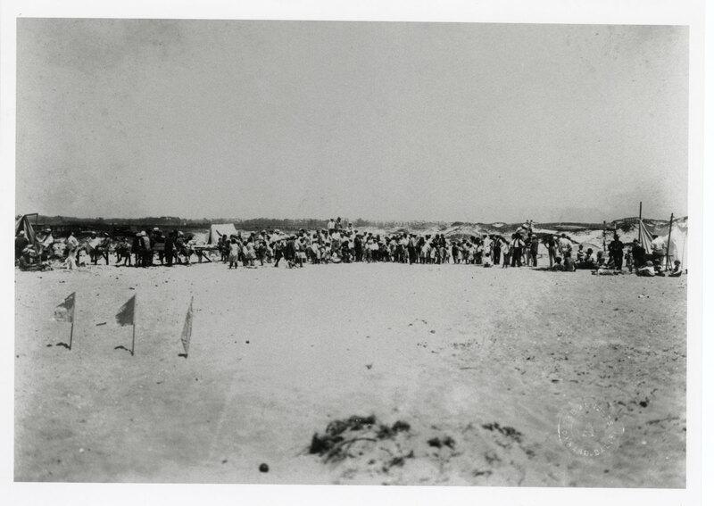 Picnic at Hueneme Beach