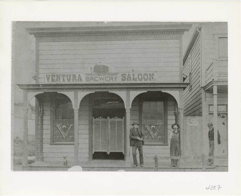 Ventura Saloon in Hueneme