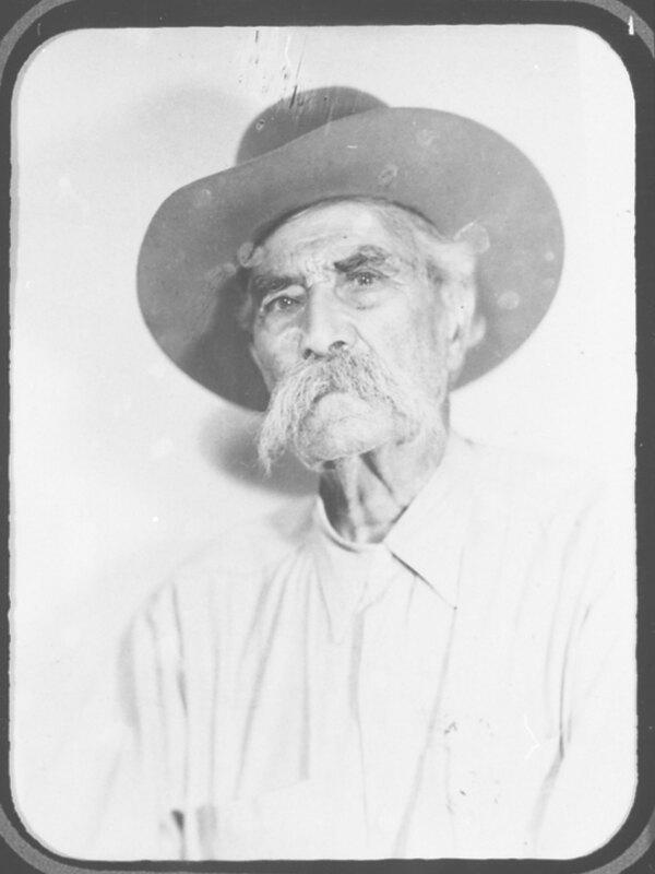 Reginaldo Ruiz Portrait
