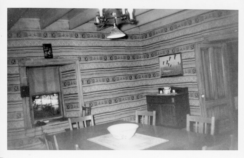 Olivas Adobe Dining Room