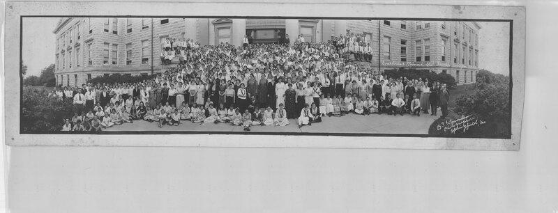 Southeast Missouri State Teachers College Group Photo