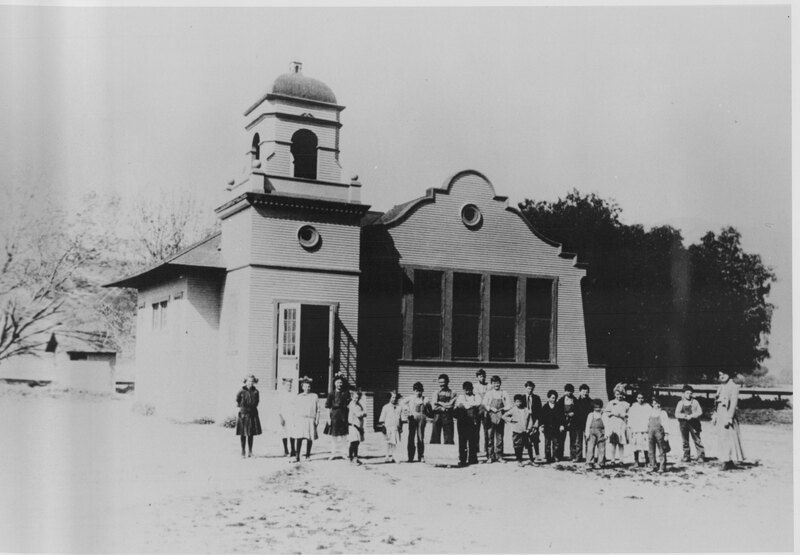 Mill School Class Photo