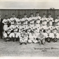 Ventura County Braves Baseball Team