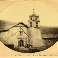 The Mission Church, 1866