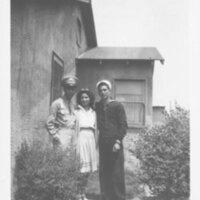 Ordoñez-Valencia Family, Group Portrait