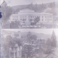 Ventura County Courthouse and Elizabeth Bard Memorial Hospital
