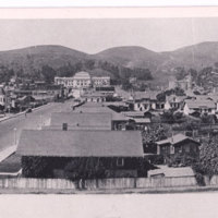 Panoramic View of Ventura, 1925-26