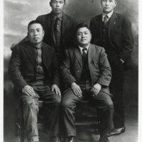 Japanese American Men