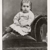 Pansy Augusta Brewster, Child Portrait