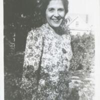 Louisa Ruiz Walker Outdoor Portrait