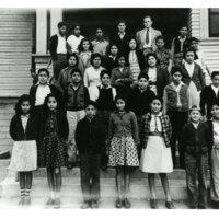 Mountain View School, Fillmore 6th Grade Class, 1939