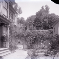 House at Chestnut and Poli Streets