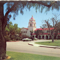 Administration Building, Camarillo State Hospital postcard