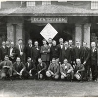 Glen Tavern Official Hotel Automobile Club