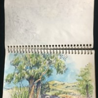 Plein Air Sketch_Foster Park.jpg
