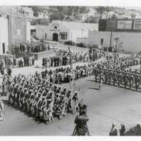 Seabees on Parade - Bond Rally