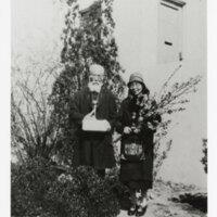 Reverend and Mrs. Kusaraba Baba