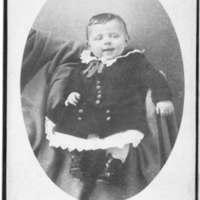 Nick Peirano, Jr. infant portrait