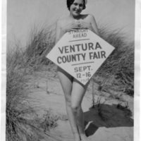 Miss Ventura County Fair (Virginia Bagley)