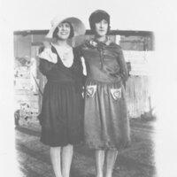 Concha Guerrero and Juana Sandoval