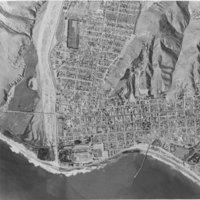 Aerial view of Ventura